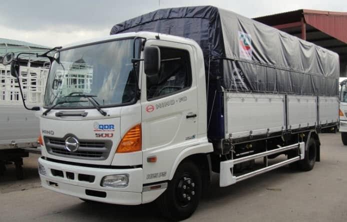 xe tải trung